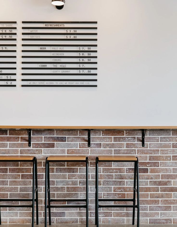 Barrys Burgers: Adelaide | Cafe interior design, Retail ...