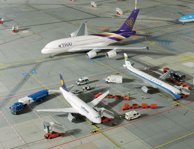 Miniatur Wunderland Operates the World's Largest Miniature Airport