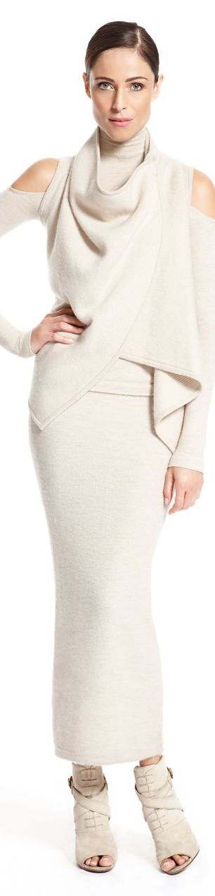 Donna Karan Resort Cashmere | Keep The Glamour ♡    ✤ LadyLuxury ✤