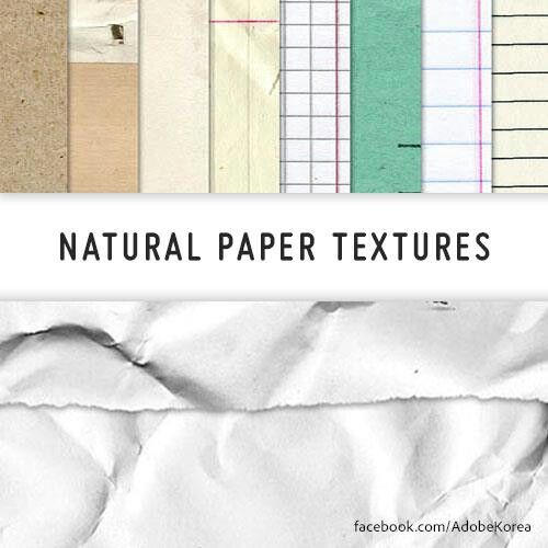 Collection of Free Paper Texture Packs for Designers