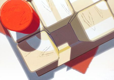 2015年度 多摩美術大学 プロダクトデザイン専攻 現役合格者再現作品:色彩構成