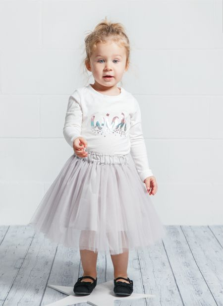 The Little Kate tulle skirt. What can be more adorable than you Princess in puffy tulle skirt? The Little Kate is exactly what you are looking for!