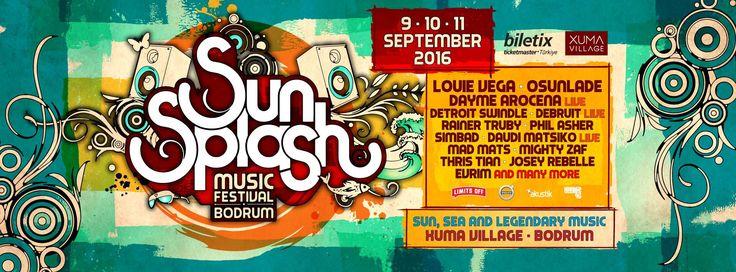 SunSplash Bodrum 9-10-11 Eylül Tarihlerinde Xuma Beach Yalıkavak'ta... #yalıkavak #yalıkavakdayaşam #yalıkavaktayasam #bodrum #summer #life #happy #fourseason #chılloutfestıval #sunsplash #xuma #party #festıval #plaj #muzıkfestivalı #musicfest #beach #summerfest