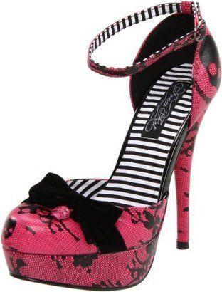 22e3a35f5c65 ShopStyle  Iron Fist Women s Lacey Days Pink Platform Pump  Platformpumps