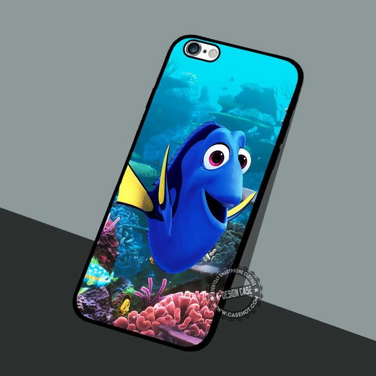 Dory Movie Ocean - iPhone 7 6 5 SE Cases & Covers
