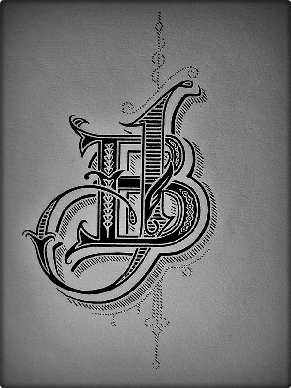 jelena barusic jb logo graphic drawings on behance graphic design pinterest logos. Black Bedroom Furniture Sets. Home Design Ideas