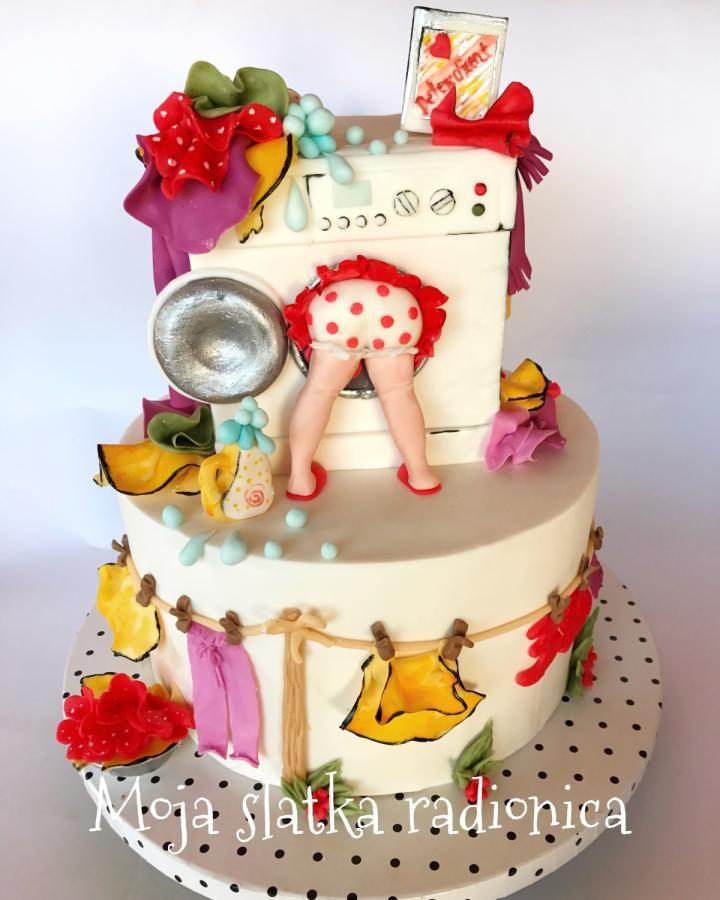 Housewife cake by Branka Vukcevic