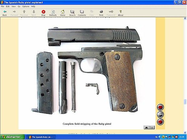 Spanish Ruby Pistol - Downloadable Ebook - HLebooks.com
