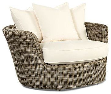 Summer Garden Raymond Waites Lounge Chair - contemporary - outdoor chaise lounges - Lane Venture