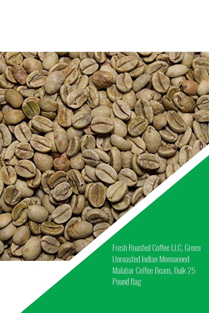 Fresh roasted coffee llc green unroasted indian monsooned