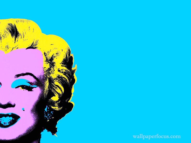 pop art andy warhol wallpaper backgrounds a pinterest. Black Bedroom Furniture Sets. Home Design Ideas