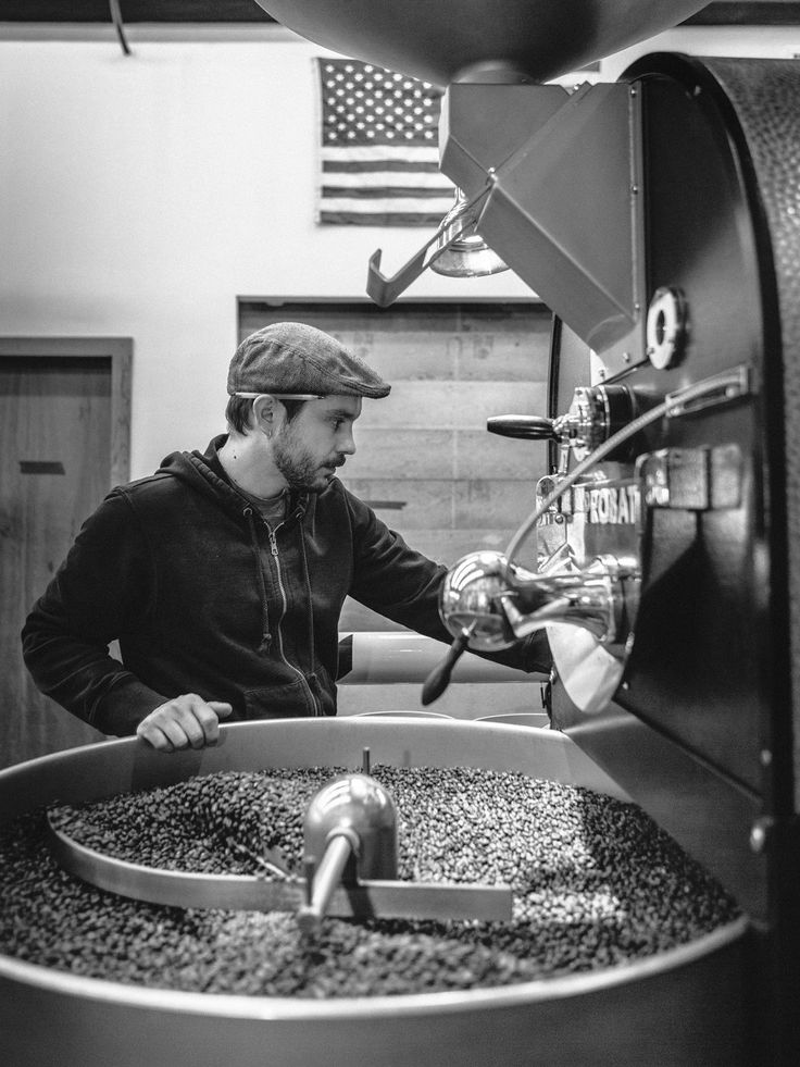 Coava Coffee Roasters - Americano Mondays