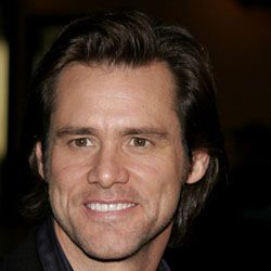 Jim Carrey born Jan 17, 1962. Comedian and actor who starred in such popular 1990s comedies as Dumb & Dumber, The Mask, The Cable Guy, Liar Liar and Ace Ventura: Pet Detective. He also proved his range with his Golden Globe winning roles in The Truman Show and Man on The Moon and for portraying Joel Barish in the inventive 2004 film Eternal Sunshine of the Spotless Mind.