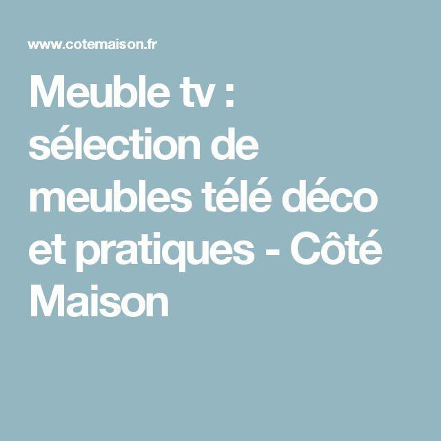 cool meuble tv slection de meubles tl dco et pratiques with meubles gaverzicht catalogue. Black Bedroom Furniture Sets. Home Design Ideas