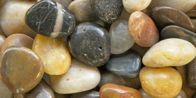 Polished Mixed #StonePebbles