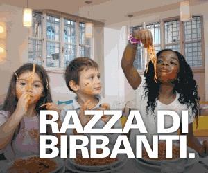 Razza di Birbanti. Promuovi il diritto alla non discriminazione dei bambini e degli adolescenti di origine straniera!  #iocometu http://unicef.it/iocometu