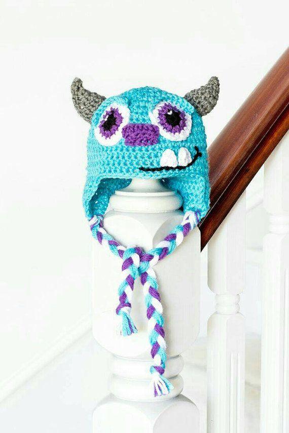 Sombrero de Monsters Inc