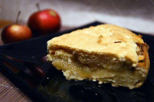 Бабушкин яблочный пирог - Просто о разном.