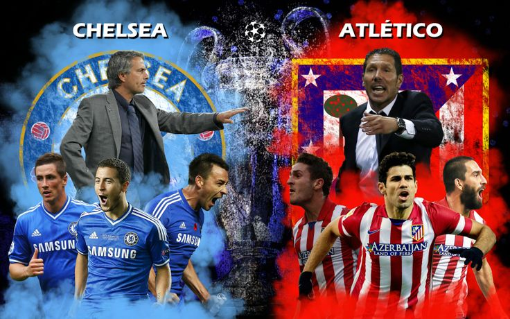 Chelsea vs. Atletico Madrid Live UEFA Champions League