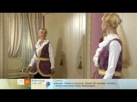 171 - Ольга Никишичева. Жилетка в русском стиле