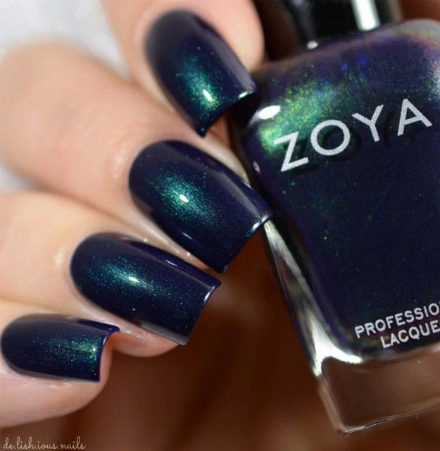 Olivera   Get Whimsical With Zoya Nail Polish Holiday Collection 2016