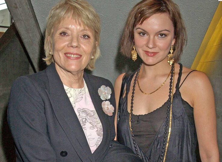 rachaelstirling:    Mother and daughter Dame Diana Rigg and Rachael Stirling are set to star side by side in the BBC Wales drama Doctor Who, the first time the pair have ever worked together on screen.