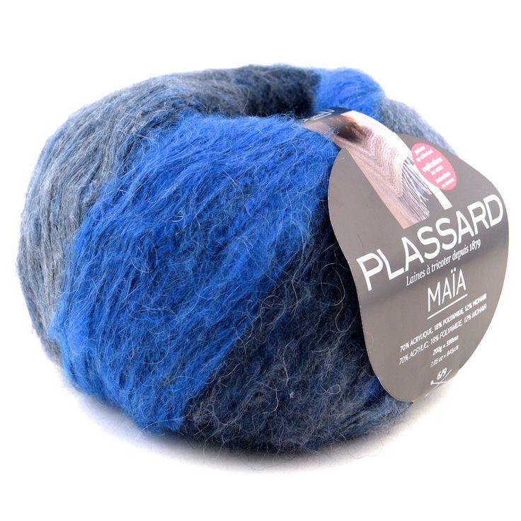 maia de Plassard coloris 119