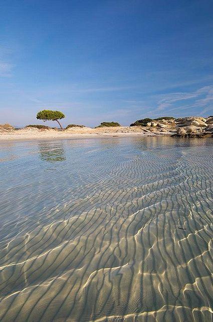 Greece.  Karidi Beach Greece.  Photograph by easyservicedapartments, via Flickr.  This photo was taken on September 8, 2012.
