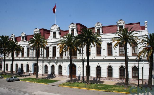Antigua Escuela Militar (Museo Histórico y Militar de Chile)