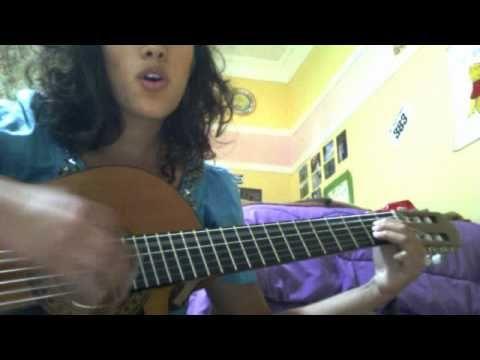 Como tocar las mananitas en guitarra - YouTube