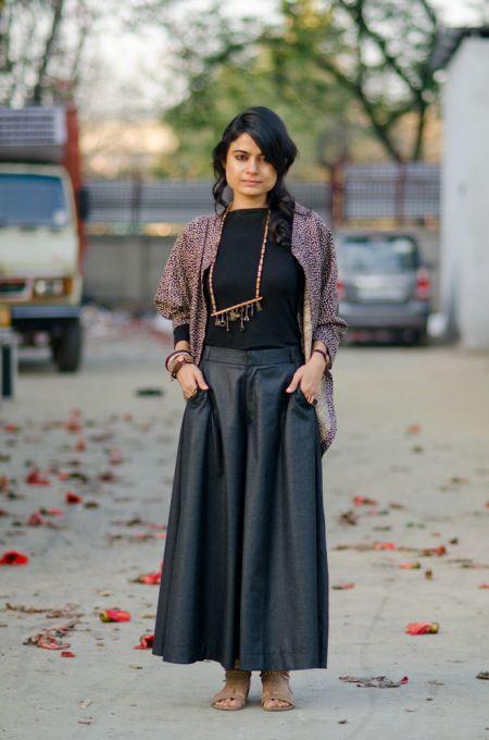 kiran jaisinghani street style india