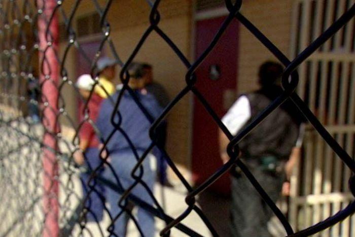 American juvenile justice system