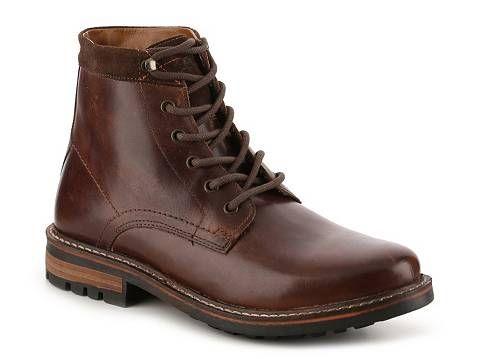 $90 Crevo Hardy Boot - Cognac