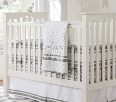 pottery barn kendall low profile crib reviews 2