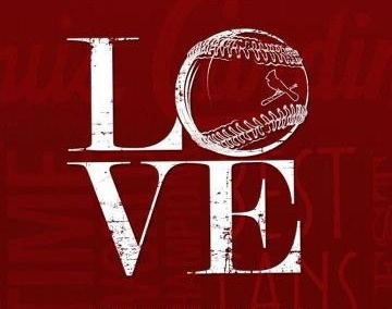 St. Louis Cardinals Love