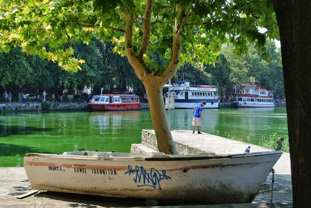 Greece, Ioannina