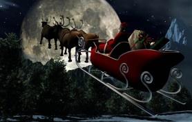 Sania lui Moș Crăciun  http://www.viziteazalumea.ro/stiri/obiective-turistice-in-tara-lui-mos-craciun/