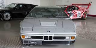 """Résultat de recherche d'images pour """"BMW M1 classic interieur"""""""