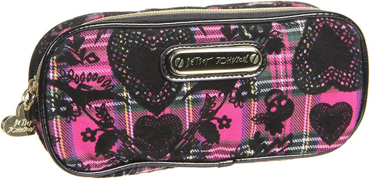 Betsey Johnson BS40505 Travel Kit -- Review more details here : Travel cosmetic bag