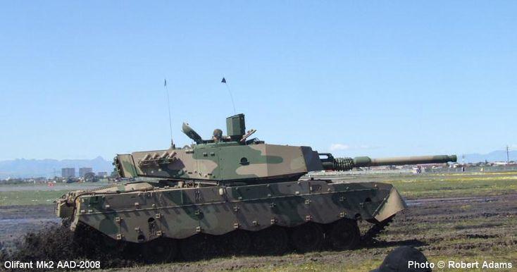 Olifant Mk2