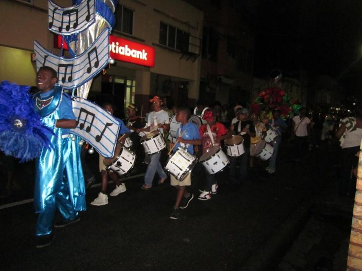 Xmas parade, another dusk til dawn festival. We called it Paranging.