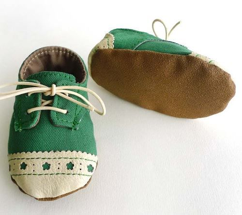 Ajalor handmade baby shoes
