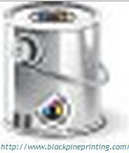 At #Black Pine Printing Offset inks (used for both 4-Color printing and 1 & 2 Color printing) are formulated with soy and other renewable agriculturally-derived materials.   http://www.blackpineprinting.com/green