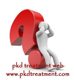 How dangerous is a 8.5 cm simple kidney cyst? Simple kidney cyst is a common type of kidney disease, and it refers to the fluid-filled sac formed on kidney, which is much common for people older than 50 years old. In most cases, the simple kidney cyst is small enough, and it will cause no affects on patients. However, in some other cases, the kidney cysts can get enlarged over time, which can be harmful to patients.