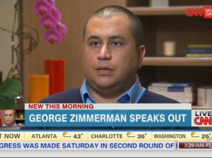 The latest in the George Zimmerman saga:
