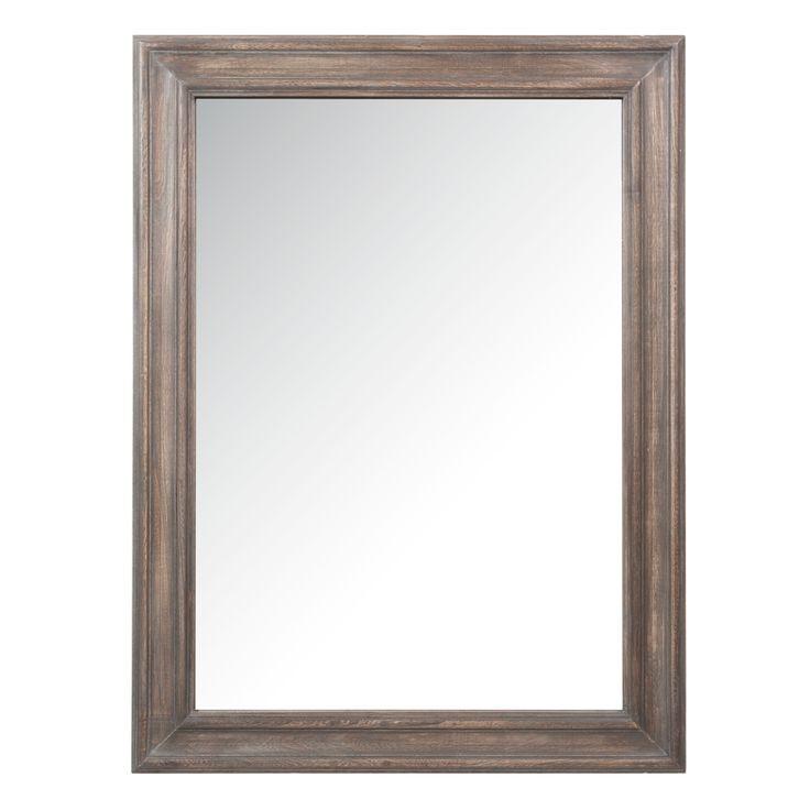 Spiegel in Naturholz Beaupuy