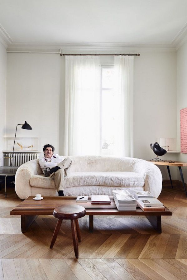 The Heart of the Kinfolk Home 12