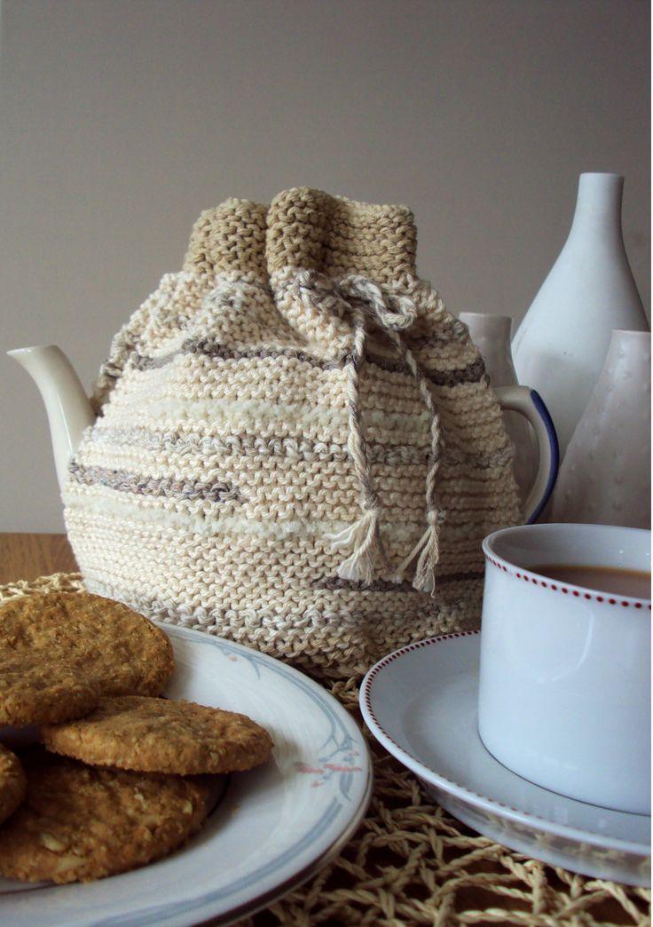 Garter Stitch Tea Cosy Simplicity Group