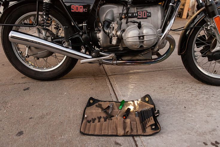 Vintage Motorcycle Tools 88