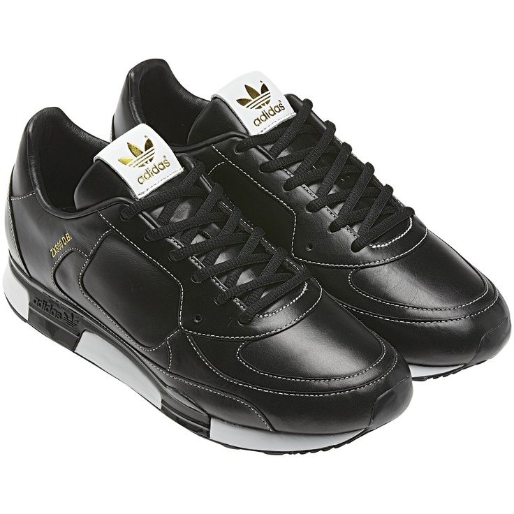 Men's David Beckham ZX 800, Black/Black/Running White